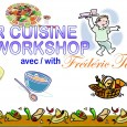 L'atelier cuisine s'est déroulé le dimanche 28 Octobre ! / The cuisine workshop occurred on Sunday, October 28!