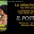 """Il postino"", le film de la semaine à venir emprunter / Come borrow ""Il postino : the postman"""