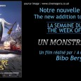 """Un monstre à Paris"", un film d'animation pour toute la famille / ""A Monster in Paris"", a family animated film."