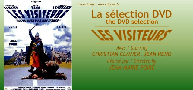 "Une comédie hilarante / ""The Visitors"", a hilarious French comedy."